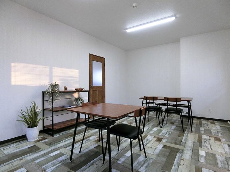 倉敷で空き家管理サービスを行うオリーブハウスの内観